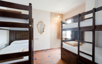 Oasis-Backpacker-Granada-Room4