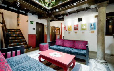 Lounge – part of skylight – Oasis Granada 04
